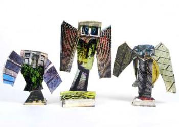 Urban owls I, II and III