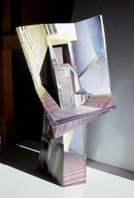 Head of the stairs Maquette