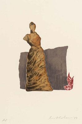 Femme du Midi I-VI
