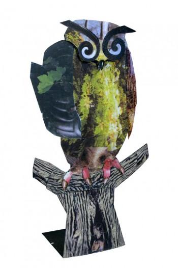 Ineriate Owl