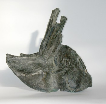Early Bronze sculpture