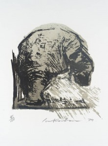 [no title] 1978 by Ivor Abrahams born 1935