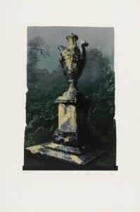 Funerary Urn 1978 by Ivor Abrahams born 1935