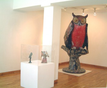 A Parliament of Owls, Mayor Gallery, 2005