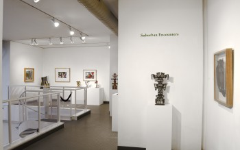 Suburban Encounters, The Mayor Gallery, April 2011