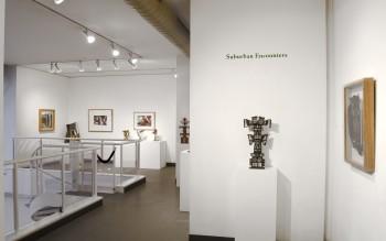 Suburban Encounters, The Mayor Gallery, April 2011
