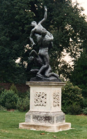 The Giambologna Commission for Painshill Park Cobham, Surry