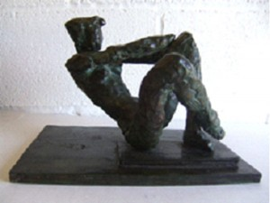 Seated Figure, 1986